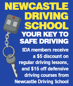 Newcastle Driving School Website